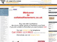 L.D. Leigh Limited Industrial Stapling & Collatedfasteners