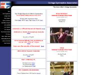 College Gymnastics Association