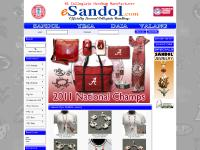 eSandol.com : Officially Licensed College Handbags | Sandol | Yima | Daia | Valang -
