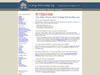 College Scholarships.org - Helping Students Pay for College Since 1999