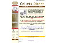 Collets Direct for ER collets