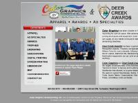 Welcome to Color Graphics and Deer Creek Awards