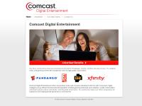 comcastdigital.com digital, comcast, entertainment