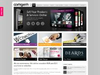 comgem.com ecommerce web design cardiff, ecommerce websites, seo ecommerce website design