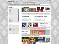 Women Designer Scarves   Silk Scarf SALE - Como Milano