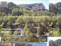 V Concurso de fotografía Sierra de, Albarracín, Programa de Educación de Adultos, Organigrama de la Comunidad