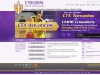 Concordia University Texas Home Page