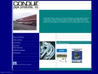 Conduit Pipe Products Company