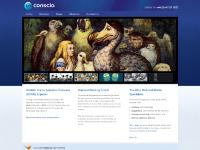 Conscia Web and Mobile Solution Specialists, Glasgow, Scotland