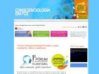 conscienciologiaemfoz.com 1 forum de responsabilidade planetária foz, ceaec em foz do iguaçu, conscienciologia em foz do iguaçu