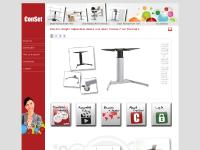 Accessories, Frontpage, Why sit & stand?, Brochures and samples