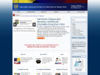 Consulado General de Colombia en New York