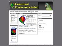 conure.org International Conure Association, Promote Your Page Too, Inspired by Nina