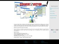 convert2vector.com Convert Raster Maps to Vector, Raster to Vector Conversion, Vector Illustration