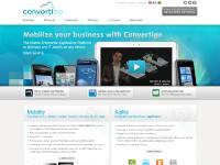 convertigo.com Convertigo Mobilizer, Extend your SOA, BPM