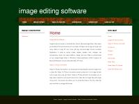 Image Editing Software formats all JPEG BMP TIFF PNG