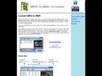 Convert MPG to WMV