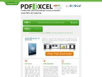 Convert PDF to XLS Online Free