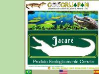 coocrijapan - :: COOCRIJAPAN :: Cooperativa dos Criadores de Jacaré do Pantanal ::