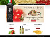 Welcome to the official website of Cook Italian the home of authentic Italian ingredients - Home