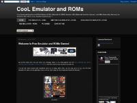 cool-emulator.blogspot.com PSX EMULATOR + ROMs, NINTENDO 64 EMULATOR + ROMs, SEGA GENESIS EMULATOR + ROMs