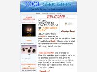 Welcome... | Cool Geek Gifts | Scott Barnett