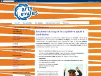 coopartiste cooperative artiste social projet arts en vies cooperation