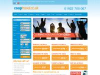 Co-op Travel | Cheap Holidays - Last Minute & Package Deals - 2013 & 2014