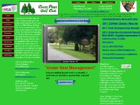 Coosa Pines Golf Club Home Page