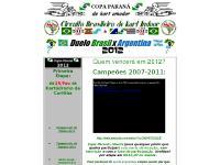 copaparana.com Pré-Calendário 1, Pré-Calendário 2, Irati