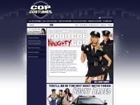 Cop Costumes – Sexy Cop Costume, Police Plus Size Halloween