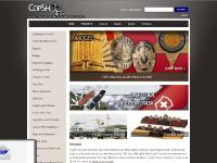 copshop.com badges, law enforcement, fire