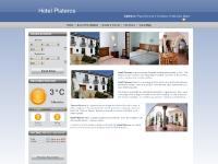 cordoba2016-hotelplateros.com Hotel Plateros, Cordoba