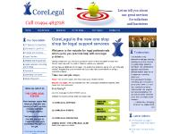 corelegal.net Our Services, Hot Topics, IT Services for Law Firms