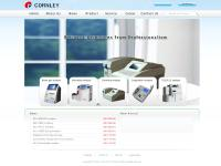 Cornley Hi-Tech Co.,Ltd--Blood Gas & Electrolytes|Laboratory Instruments|BG-800 Blood gas electrolyte analyzer|BG30 Blood Gas Electrolytes Analyzer|BG20 Blood Gas Electrolytes Analyzer|BG10 Blood Gas Analyzer|AFT300/AFT500|AFT300/AFT500 AU|KL210/220/240 C