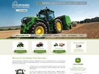 cornthwaites.co.uk NewMachines, UsedStock, Parts&Service
