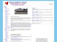 Cornton Baptist Church