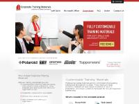 corporatetrainingmaterials.com courseware, corporate training materials, soft skills courseware