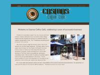 Cosmos Coffee Cafe - Home