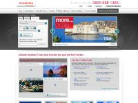 Cosmos Tours and Cruises – Escorted Touring, Resort & Cruising Holidays | Cosmos Tours and Cruises