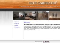 cotecarpentry - Carpentry Kent - Flooring Kent - Fencing Kent | Cote Carpentry