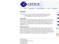 Cotech Sensitising Ltd