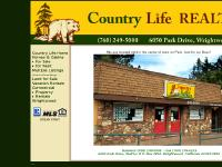 countryliferealty.com Wrightwood real estate, real estate agents, real estate listings in Wrightwood CA