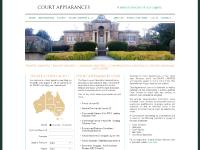 courtappearances.com.au Court Lawyers, court agents, court appearances