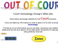Genealogy Index Page