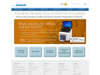 Covaris: Advanced Instruments for Biological and Chemical Sample Preparation