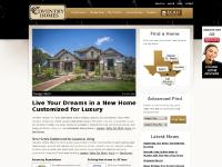 New Homes in Houston, Dallas, Fort Worth, Austin & San Antonio TX for Sale | Coventry Homes