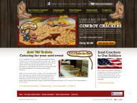 cowboycrackers.com cowboy crackers, spicy crackers, hot crackers
