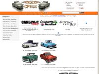 CPI Truck sells Classic Chevy Truck Parts 47-72 Chevrolet Truck Parts