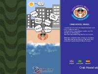 Crab Hostel Brasil :: Ipanema - Rio de Janeiro